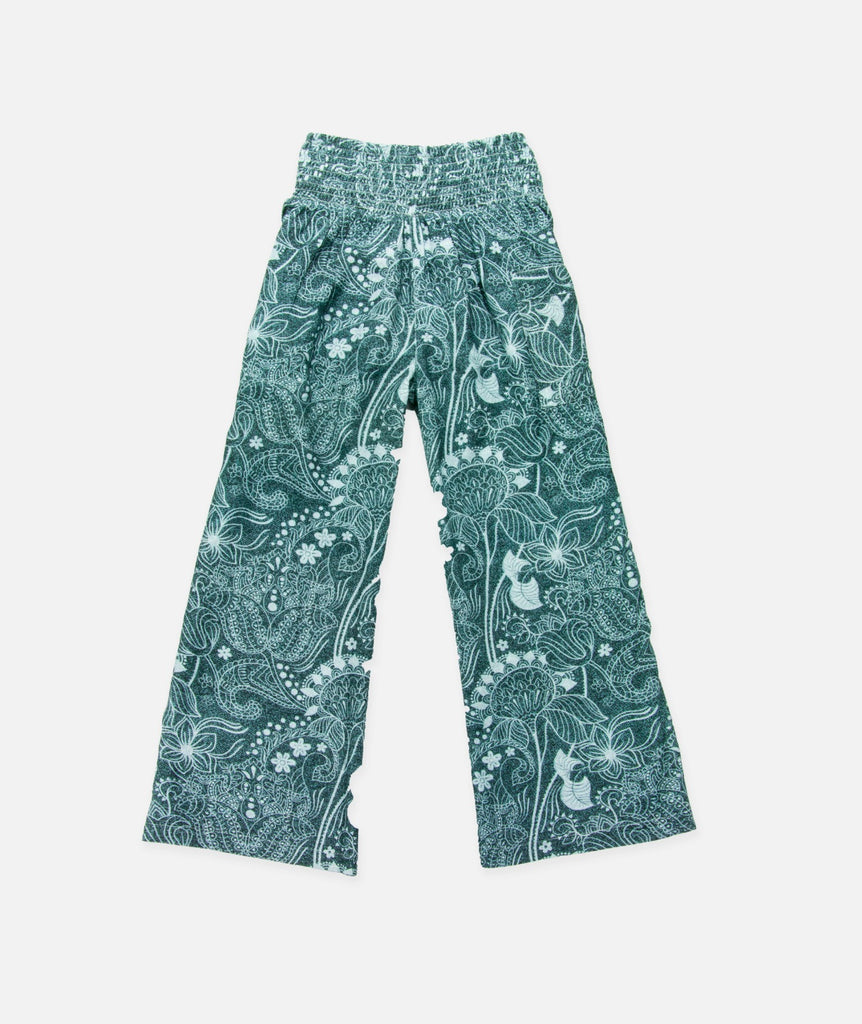 Jetty - Wildwood Goucho Pants- Teal