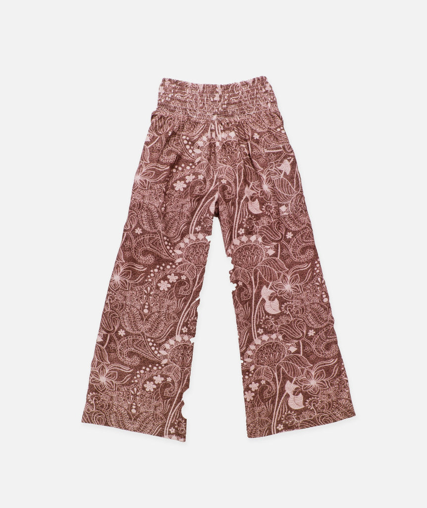 Jetty - Wildwood Goucho Pants- Mauve