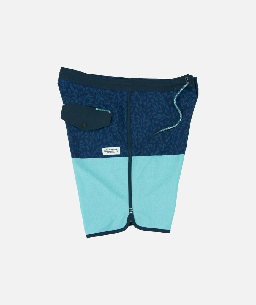 Jetty - Mollusk Boardshort - Blue