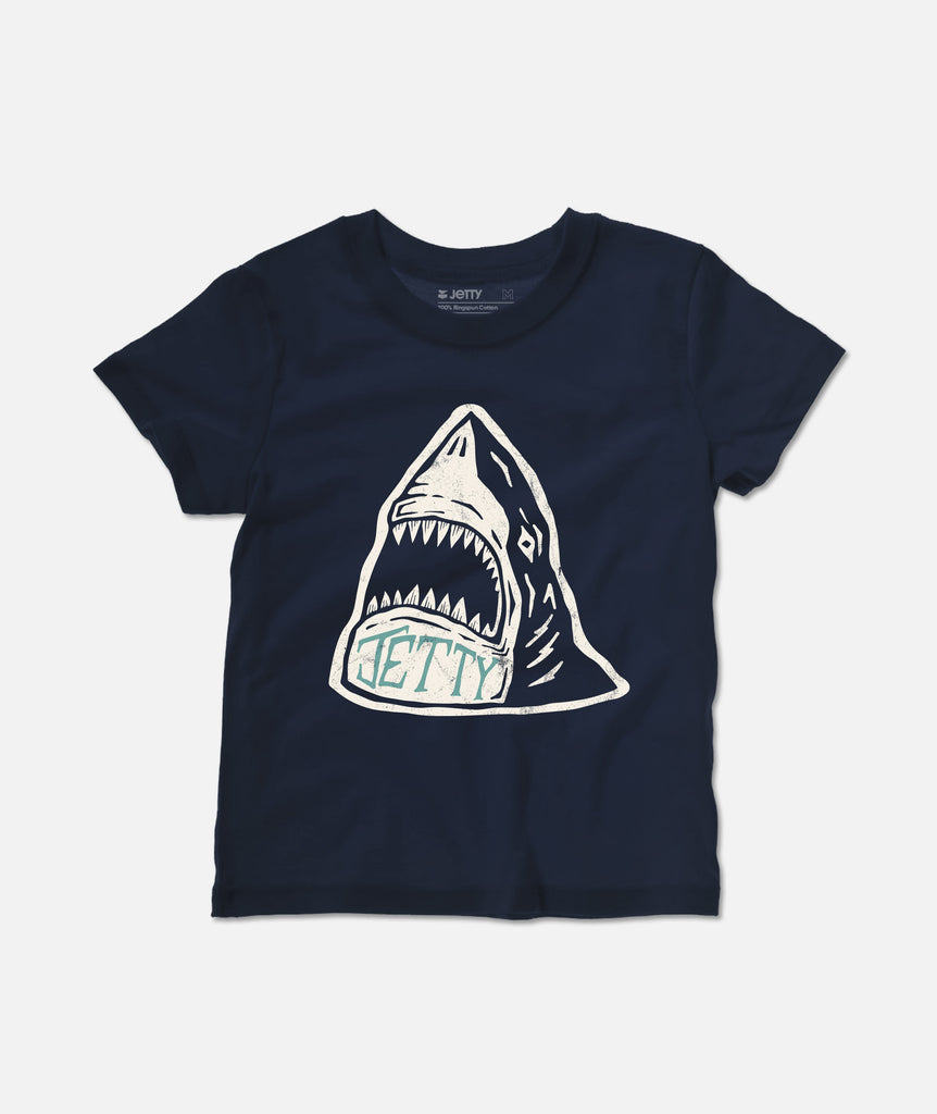 Jetty - Tot Apex Tee - Navy