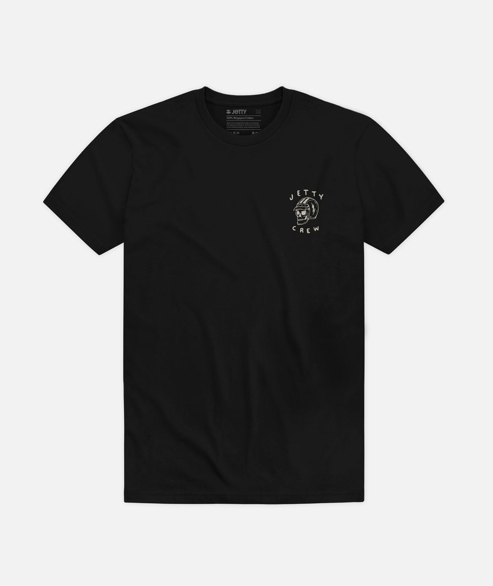 Jetty - Grom Propskull Tee - Black