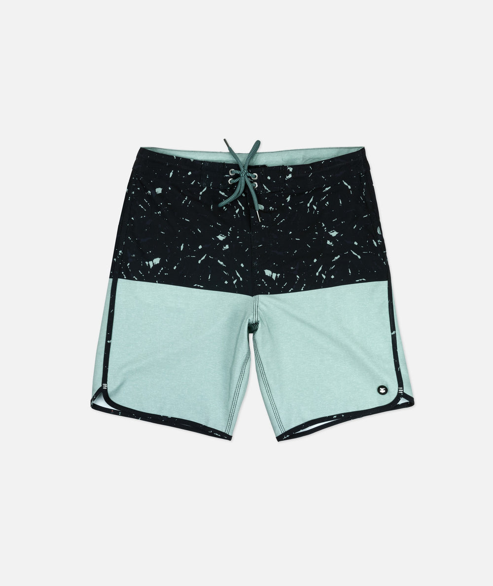 Kaduva Poolshort- Mint