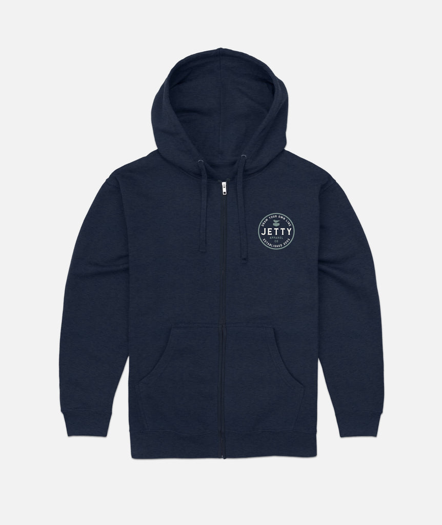 Jetty - Beacon Zippy- Navy