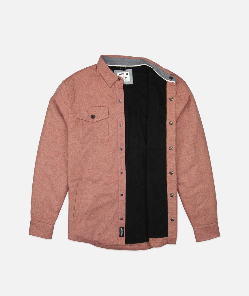 Spinner Jacket- Salmon