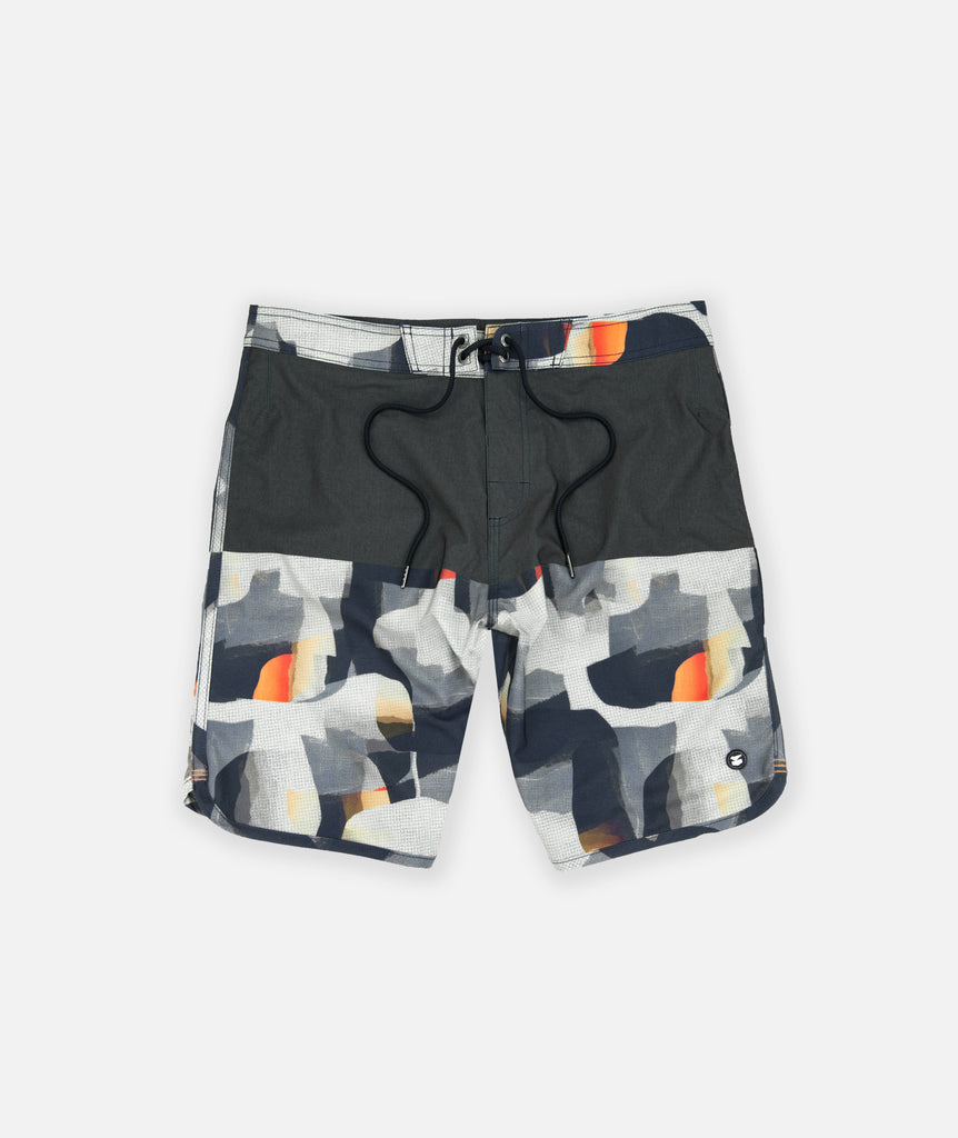 Jetty - Mollusk Boardshorts - Iron