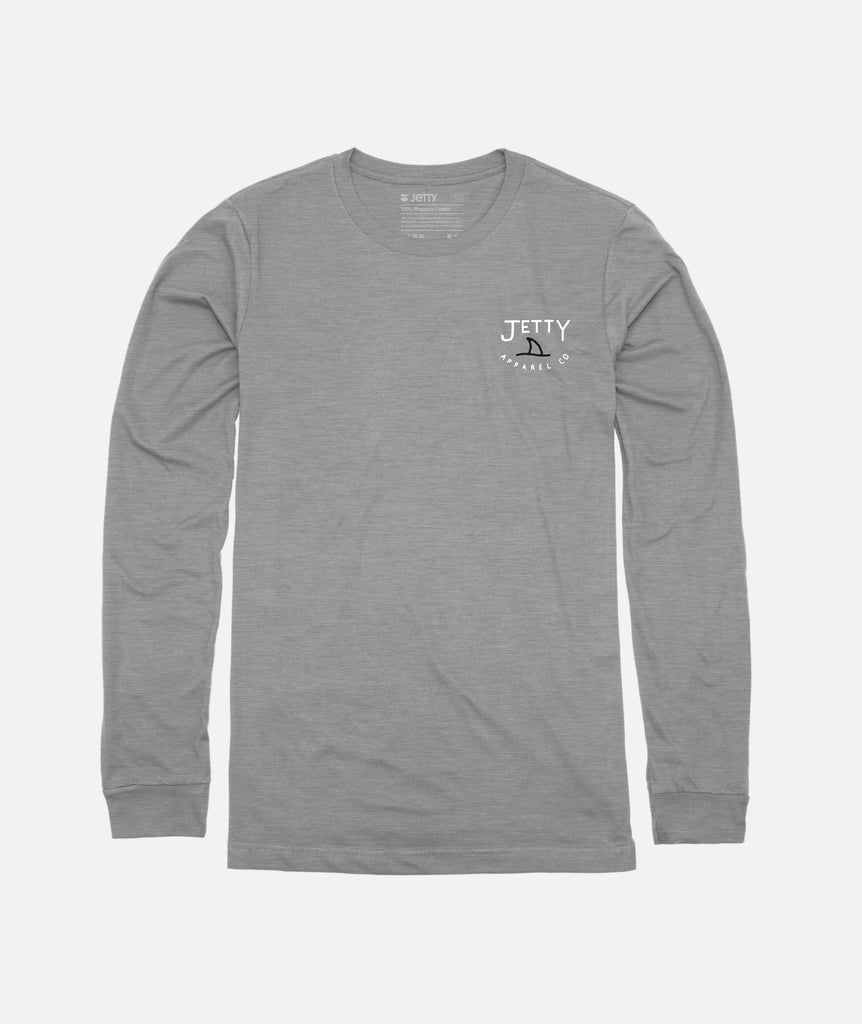 Sweat & Beers LST - Heather Grey