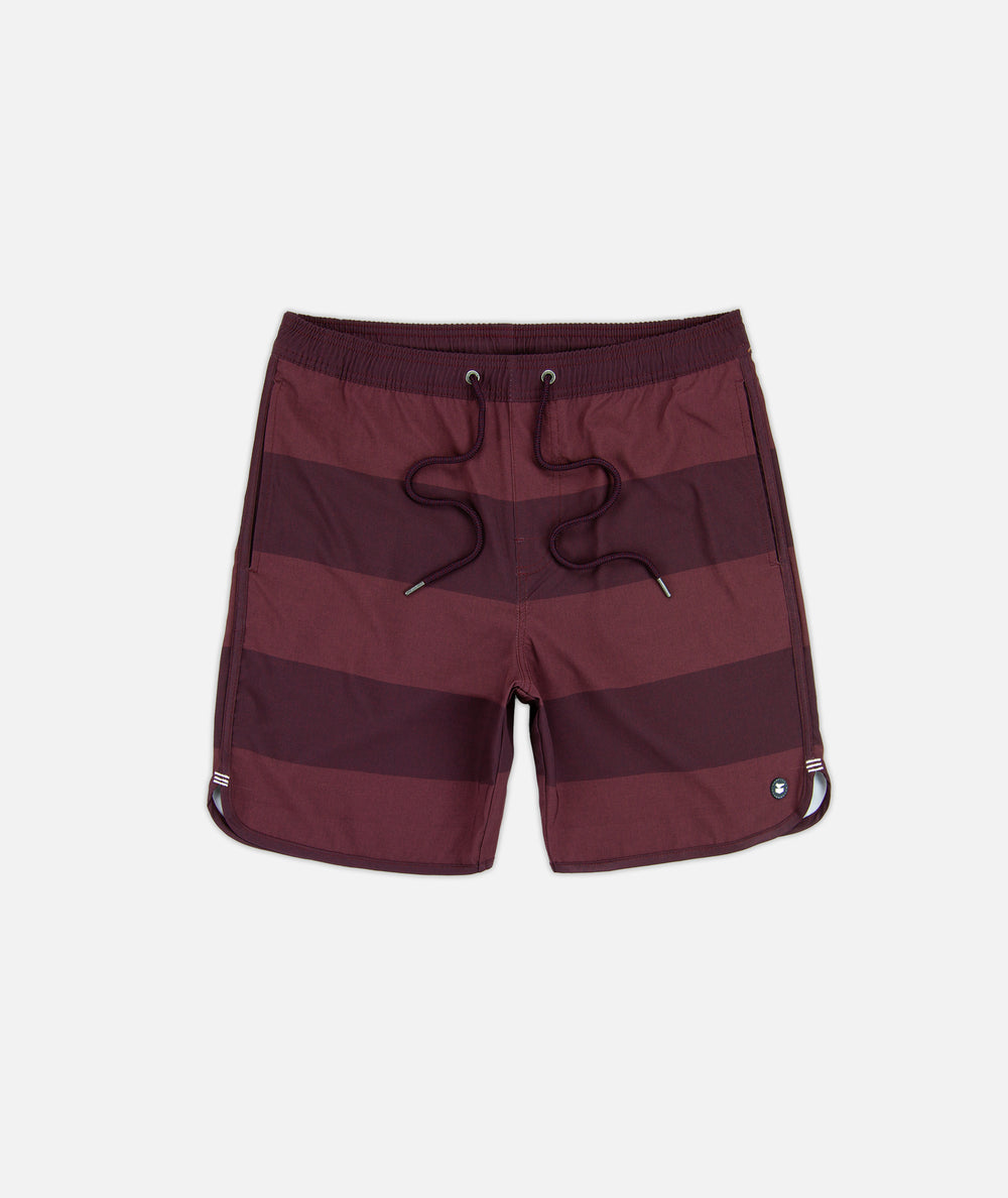 Session Short - Burgundy