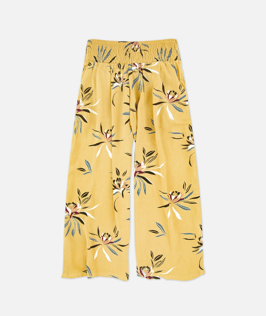 Drift Gaucho Pant - Sunshine