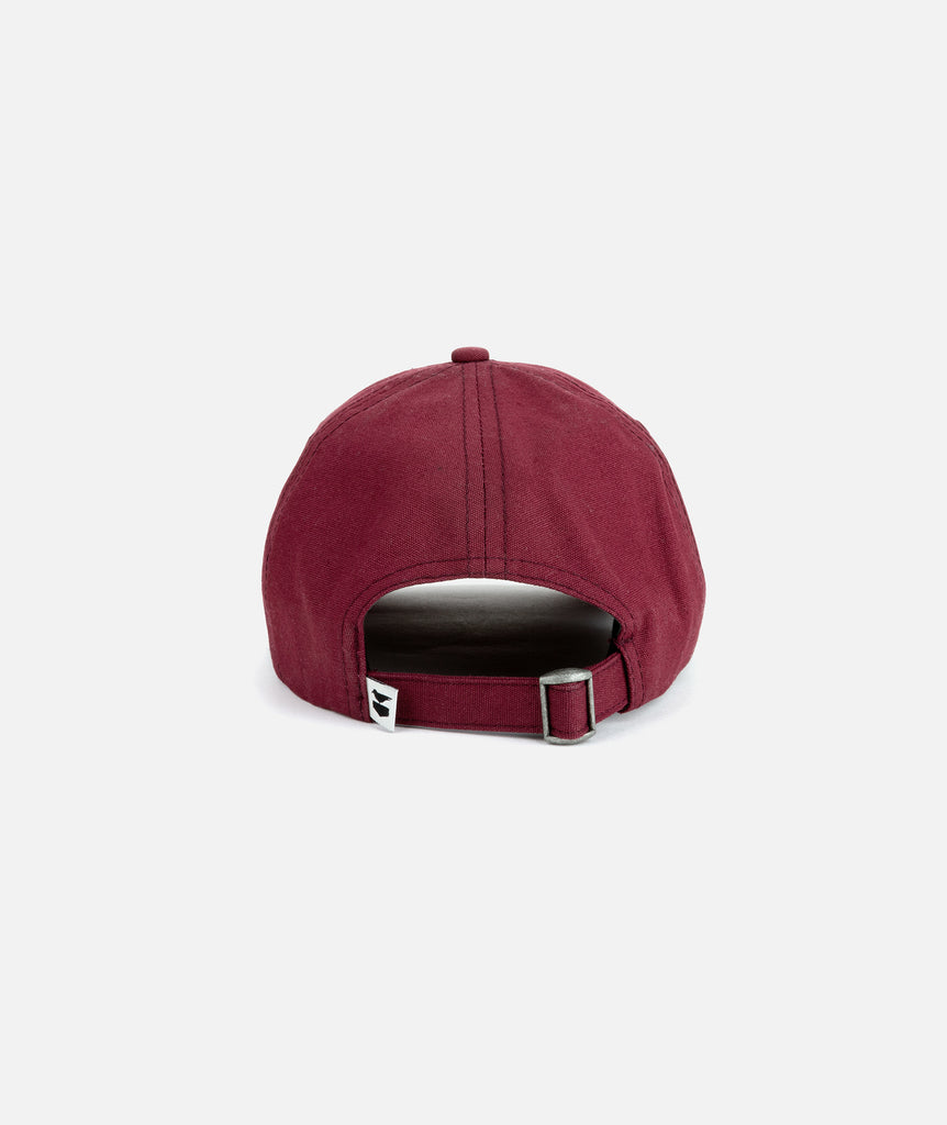 Tuckerton Dad Hat - Burgundy