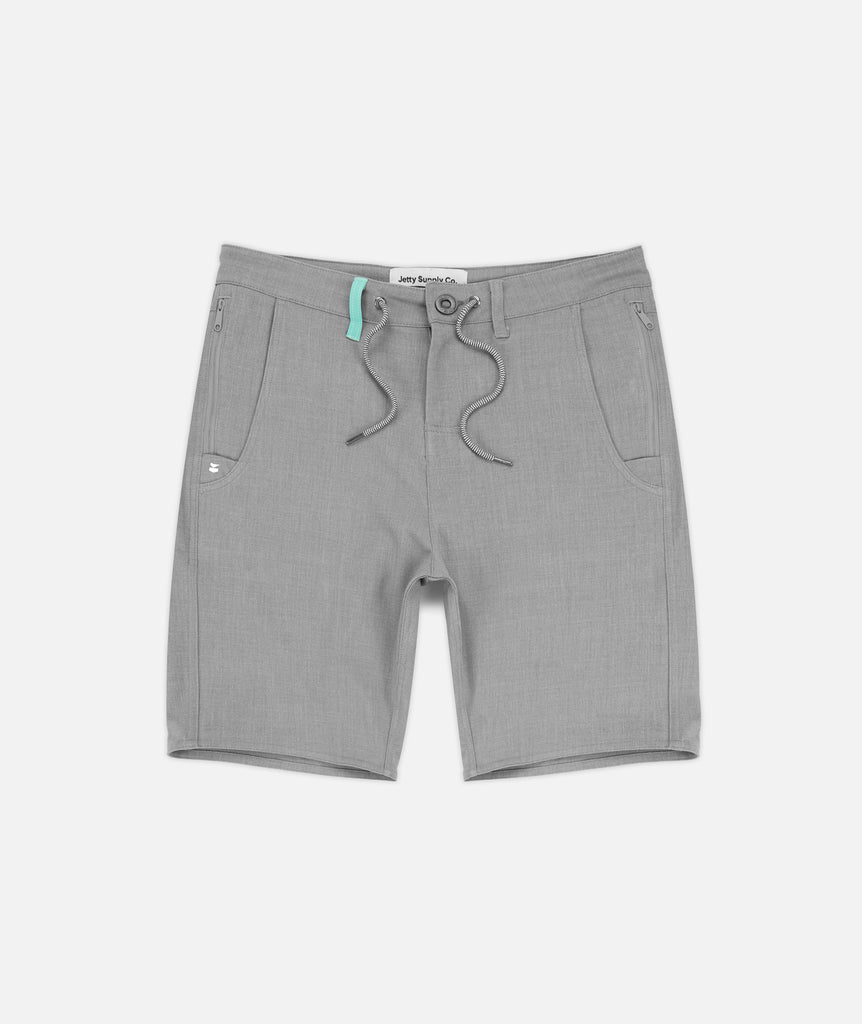 F20 Traverse Short - Grey