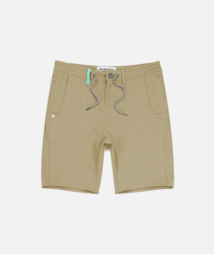 F20 Traverse Short - Khaki