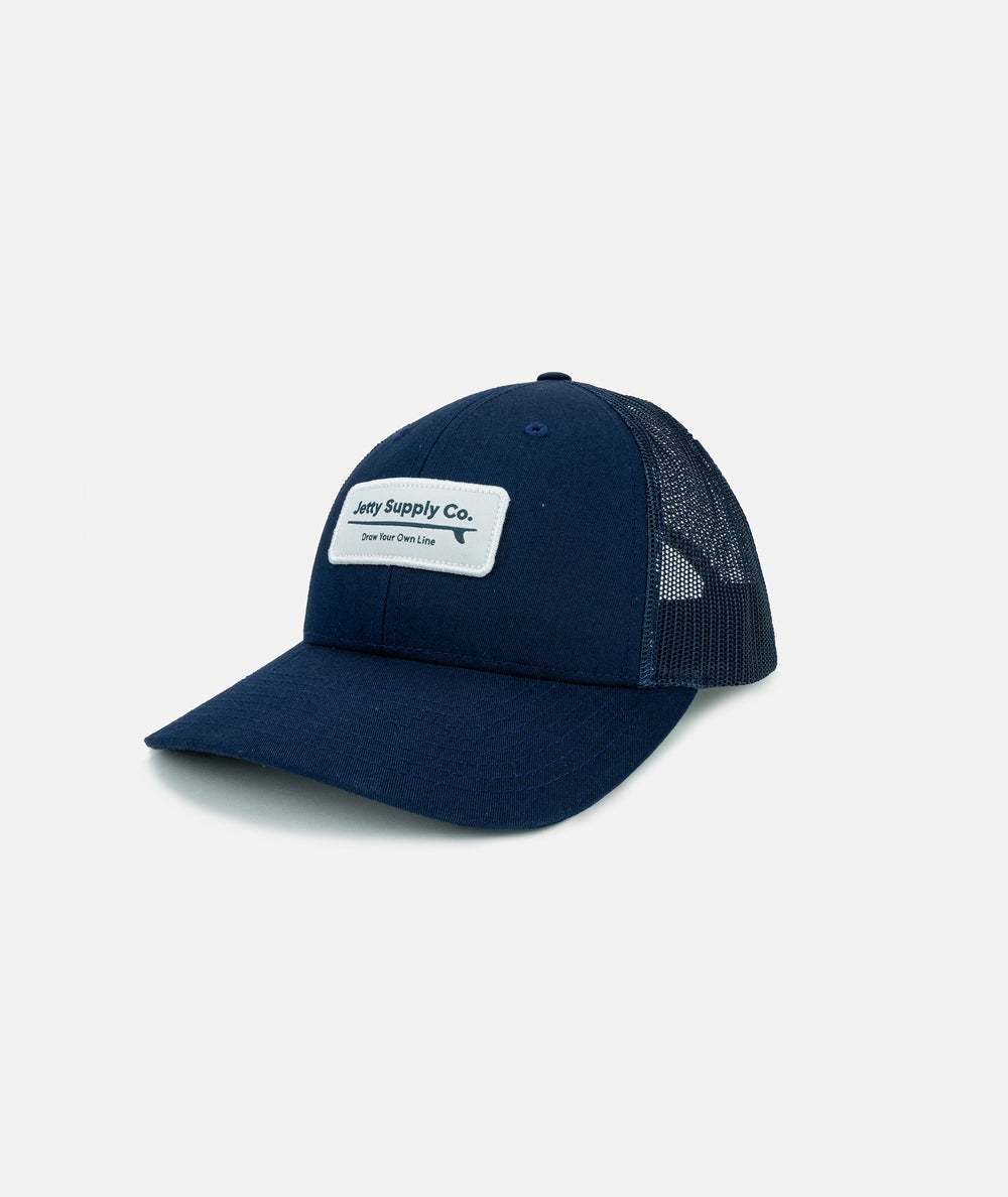 Loggin' Supply Hat - Navy