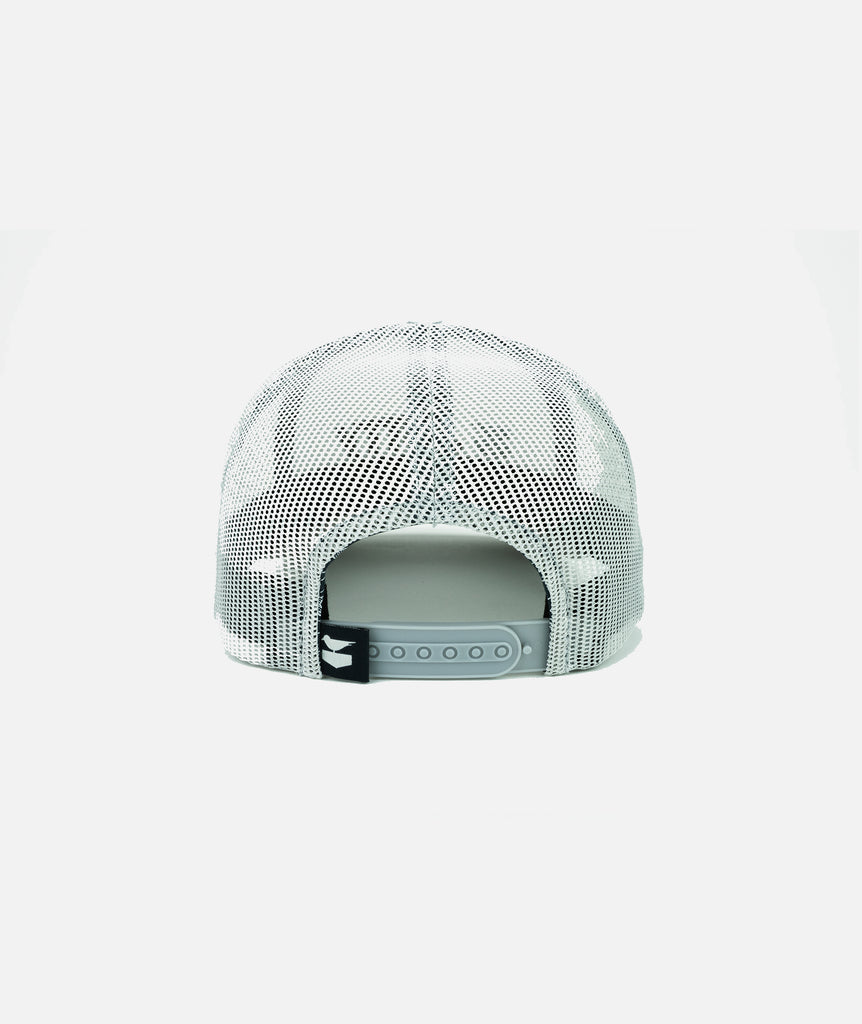 Otis Logotype Hat - White
