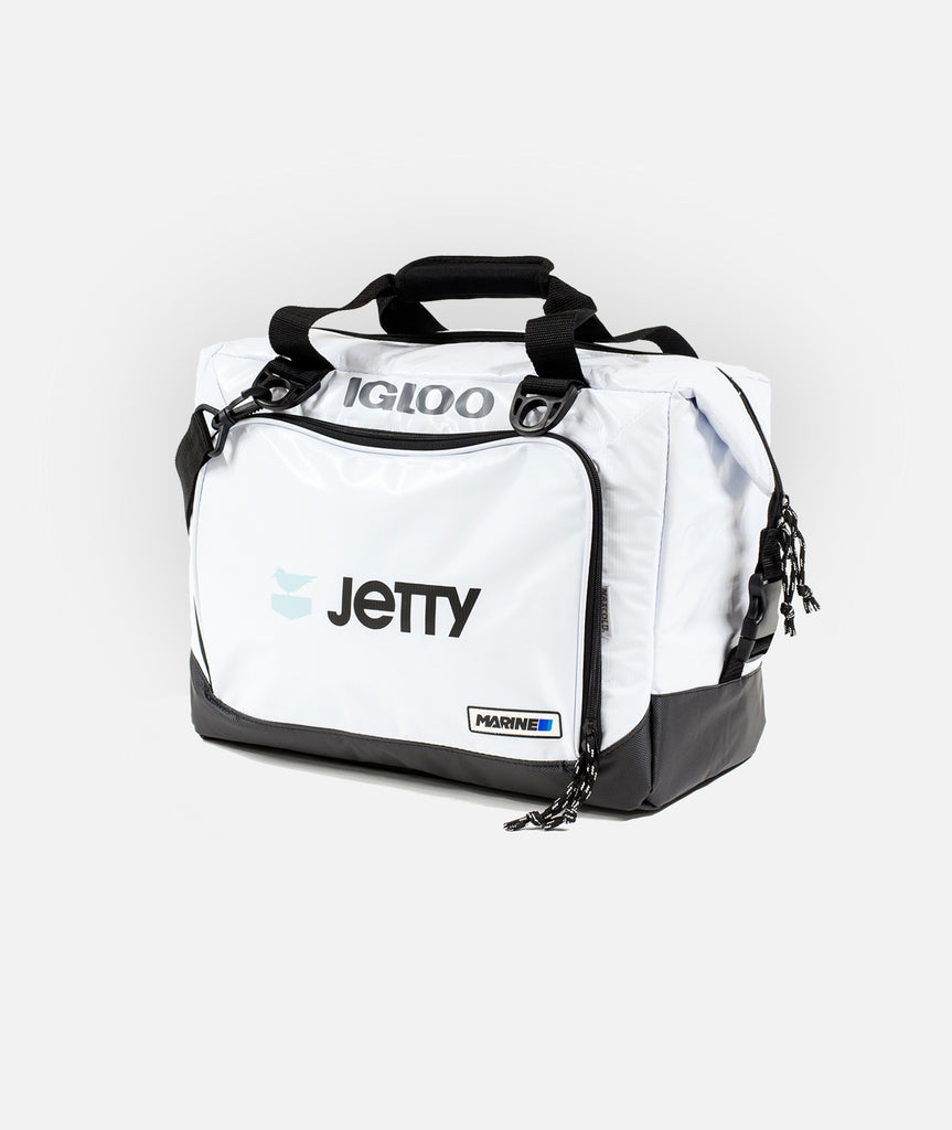 Jetty - Marine Cooler - White
