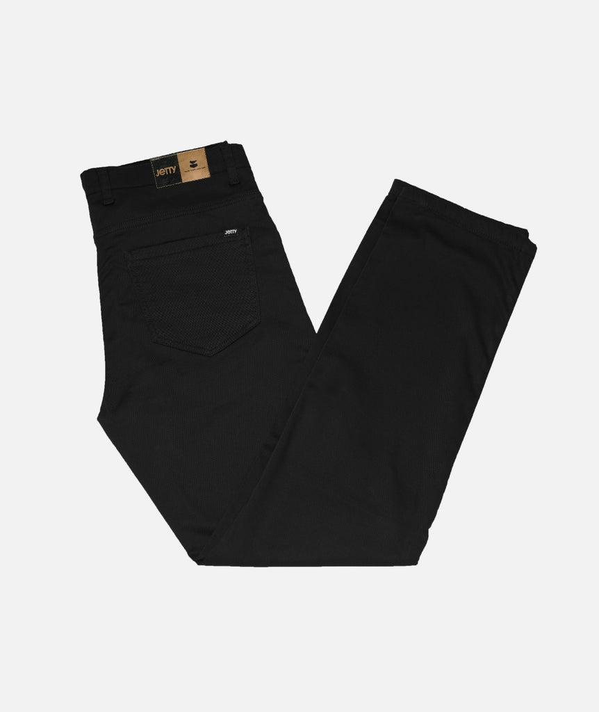 Jetty - Bedrock Pant - Black
