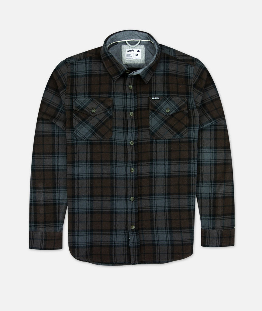 Arbor Flannel - Brown