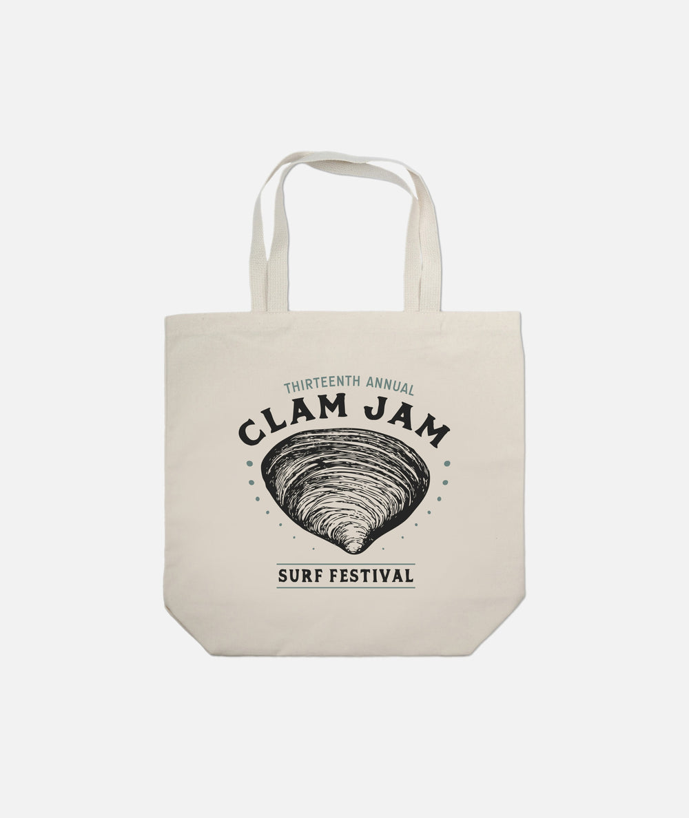Jetty - 2019 Clam Jam Tote Bag