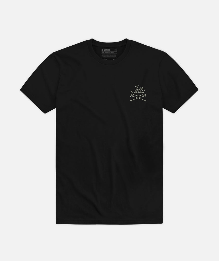 Jetty - Grom Undead Tee- Black
