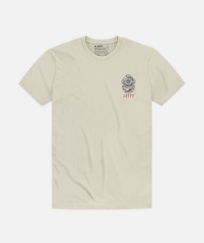 Copperhat Tee - Natural