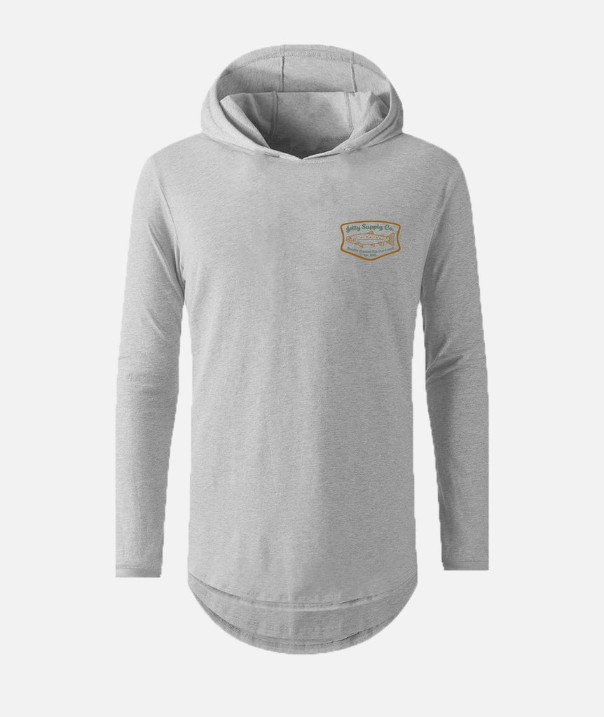 Spotted Hooded UV - Grey