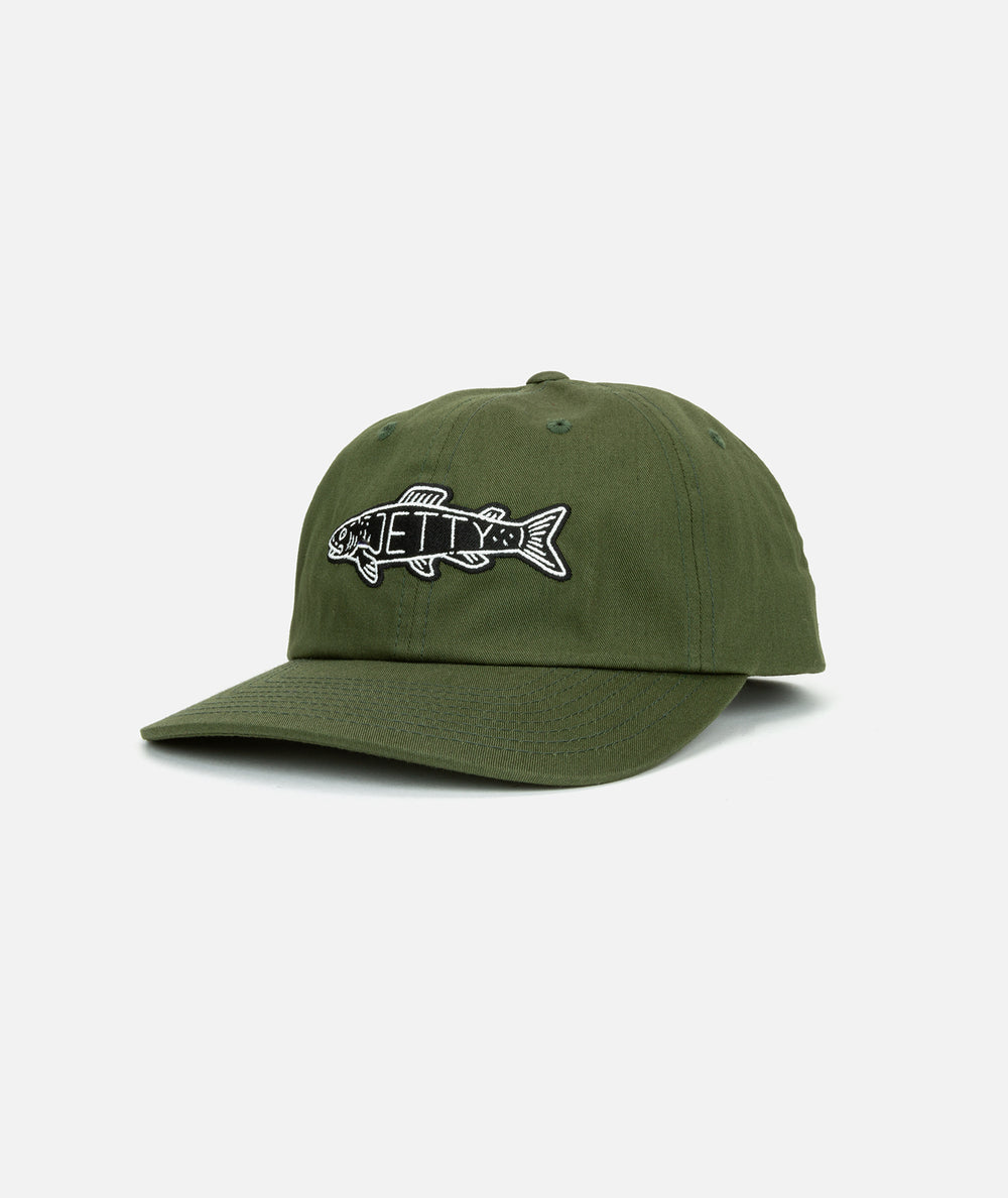 Tuckerton Hat - Military Green