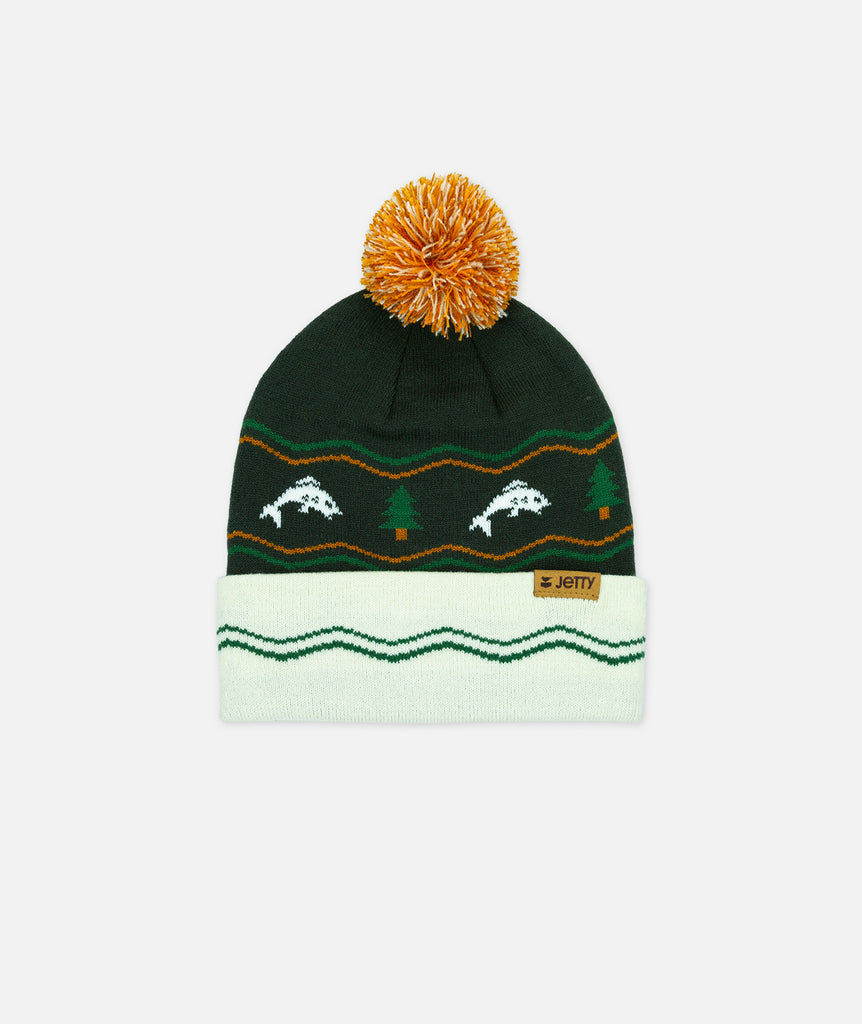 Fishery Beanie - Forest Green