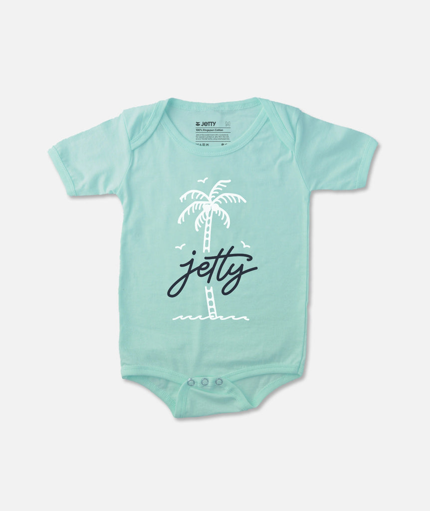 Mini Cocopalm Jumper - Mint