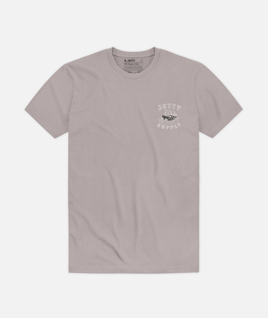 Grom Keel UV Tee - Grey