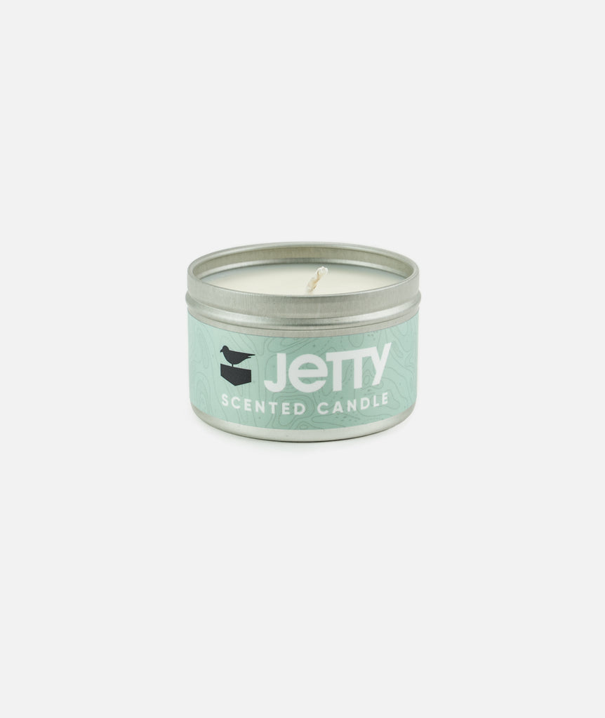 Surf Wax Candle - White