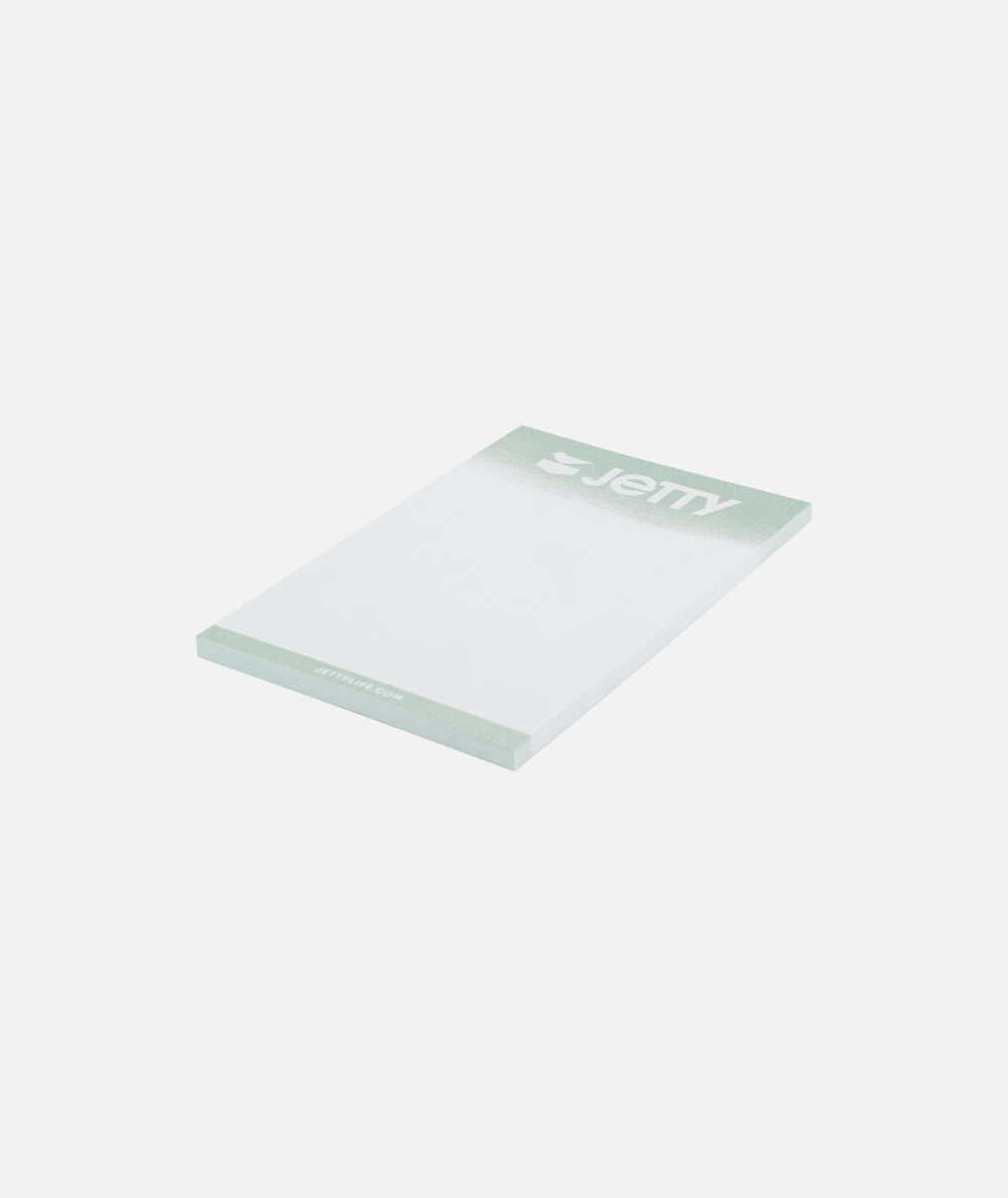 Jetty Notepad