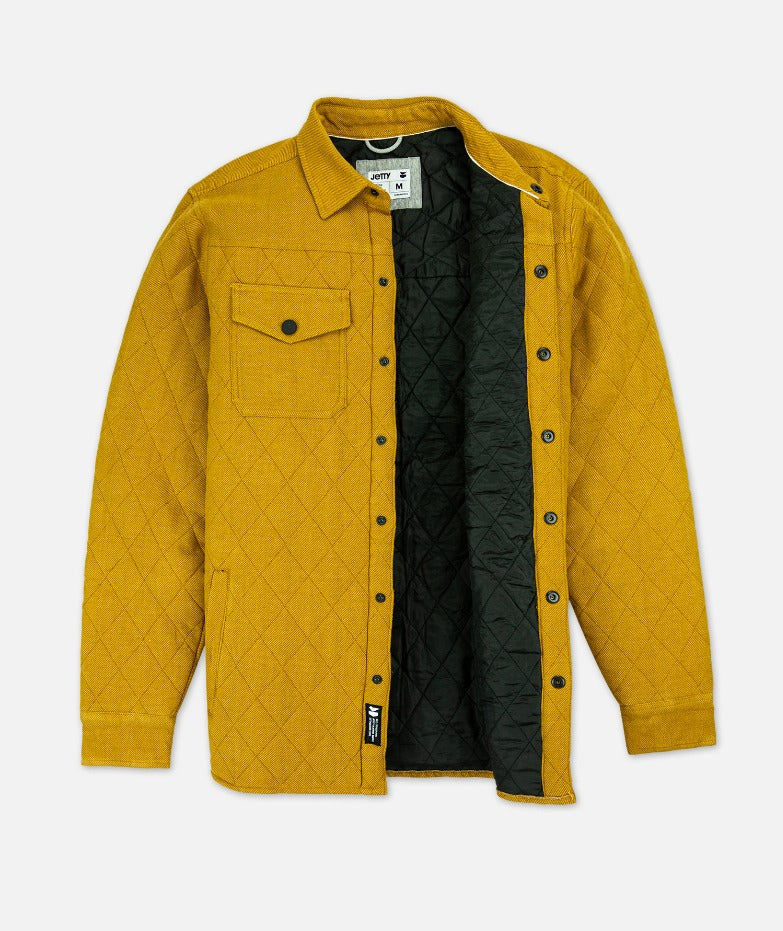 Seine Quilted Jacket