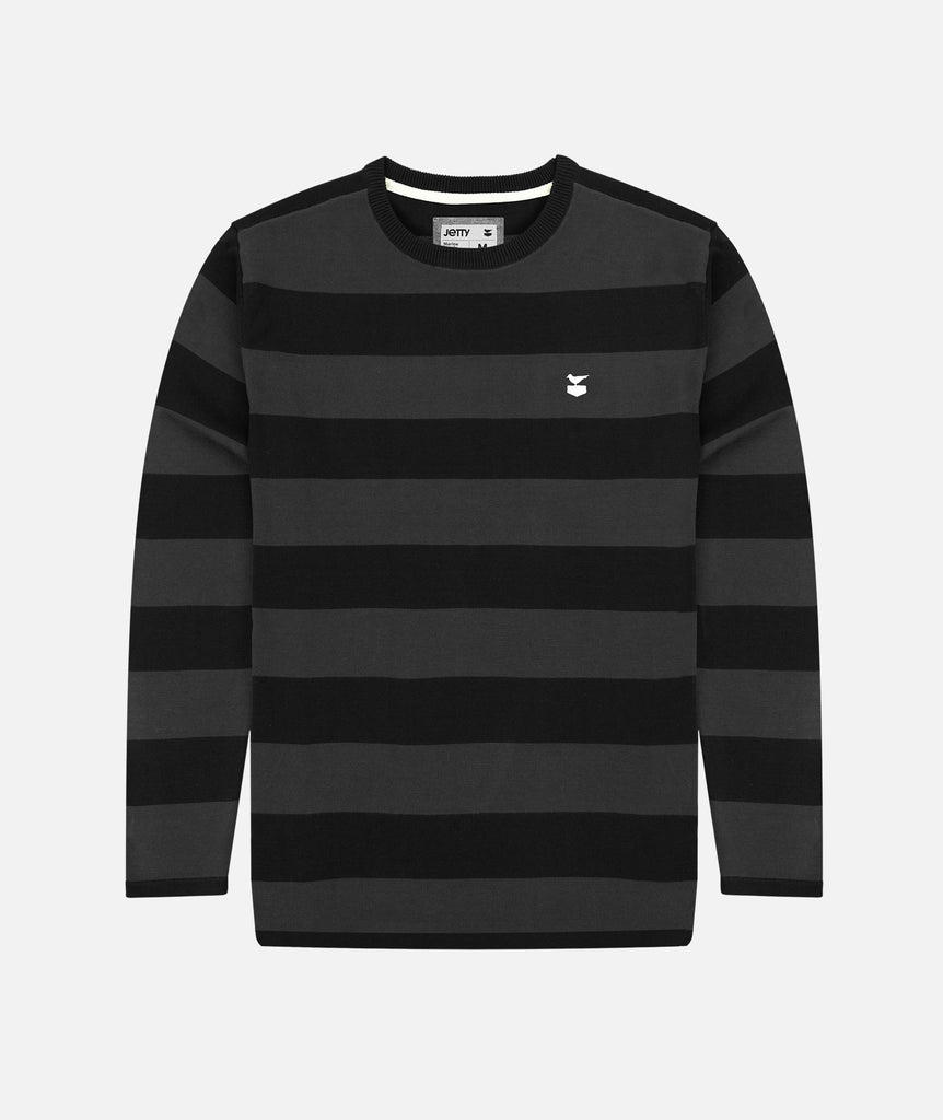 The Turner Sweater - Black