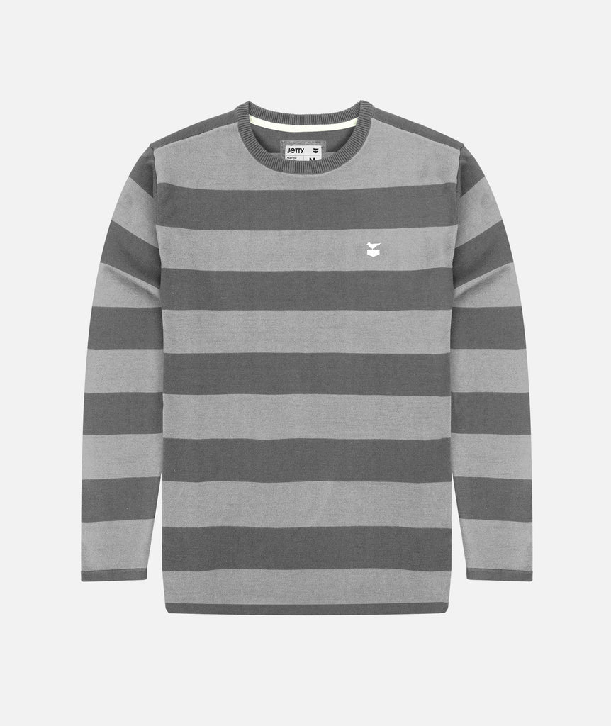 The Turner Sweater - Grey