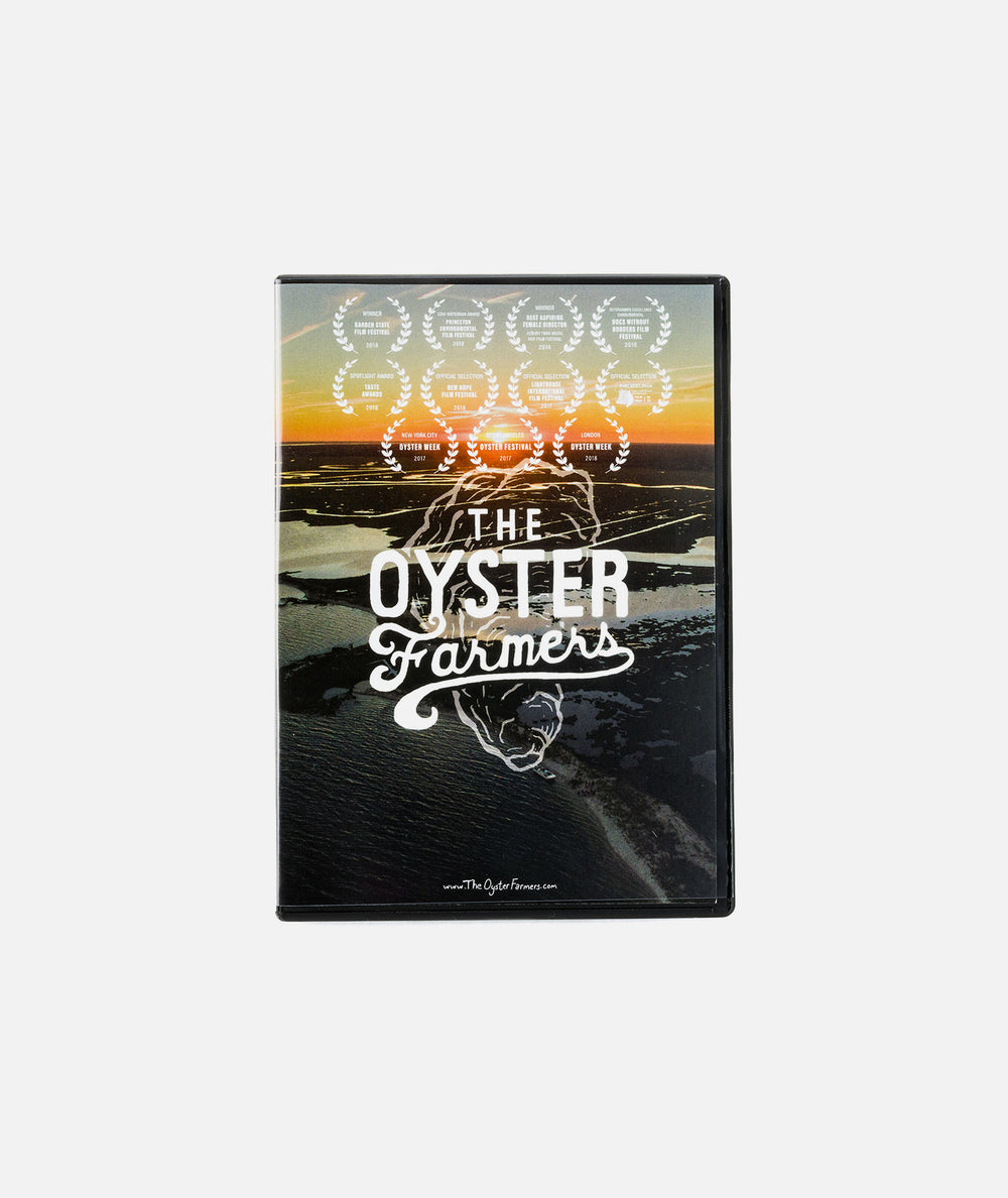 The Oyster Farmers DVD