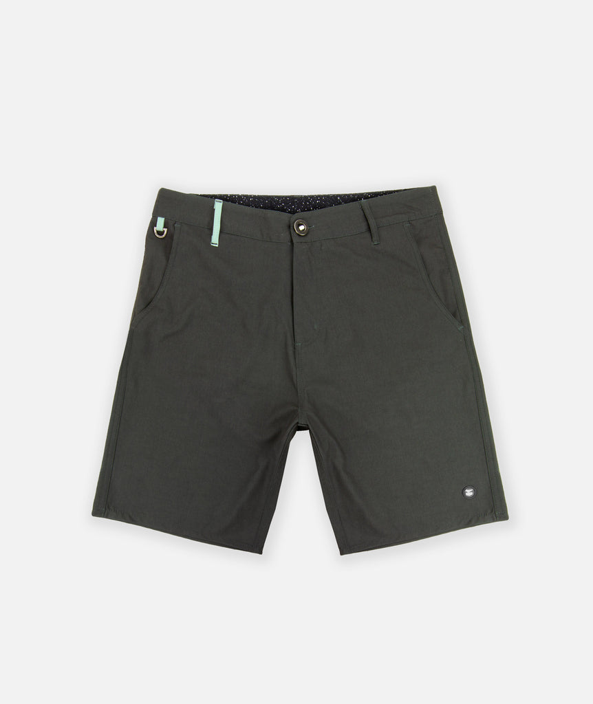 S19 Polywog Walkshort- Charcoal