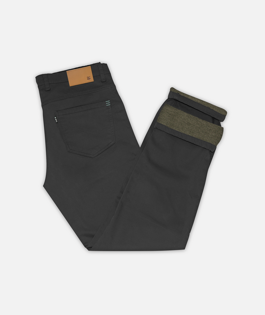 Flanstone Lined Pant- Charcoal