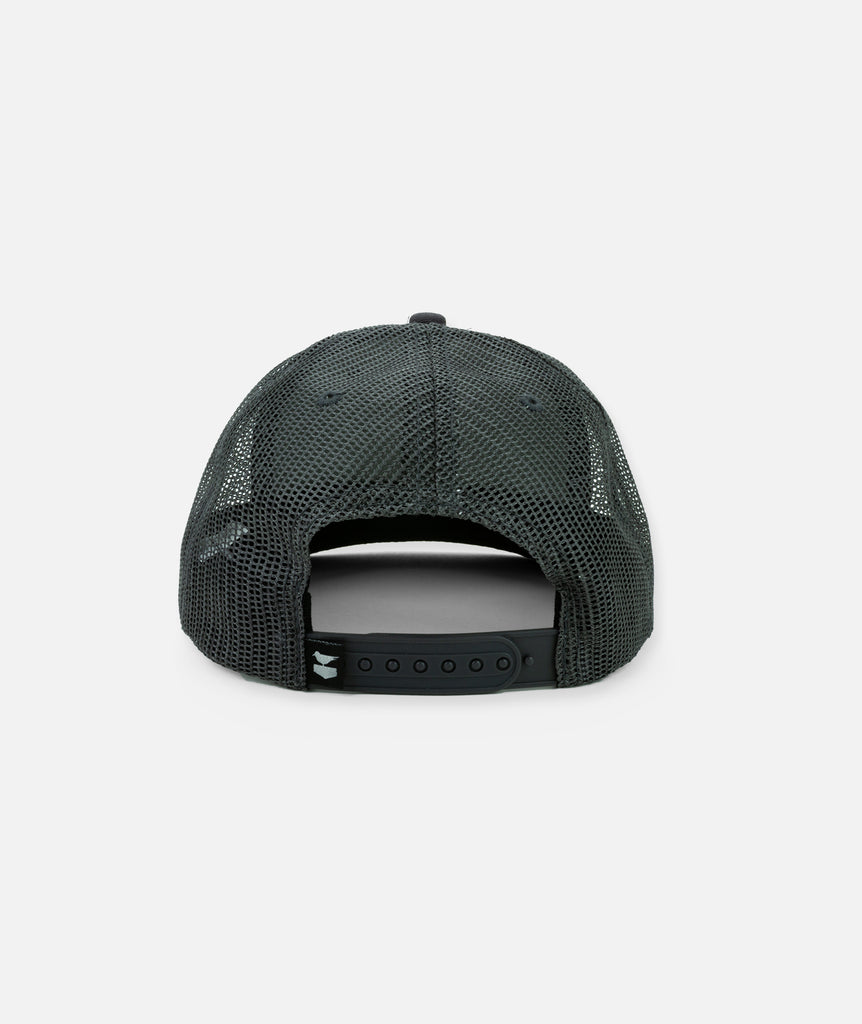Admiralty Trucker - Charcoal