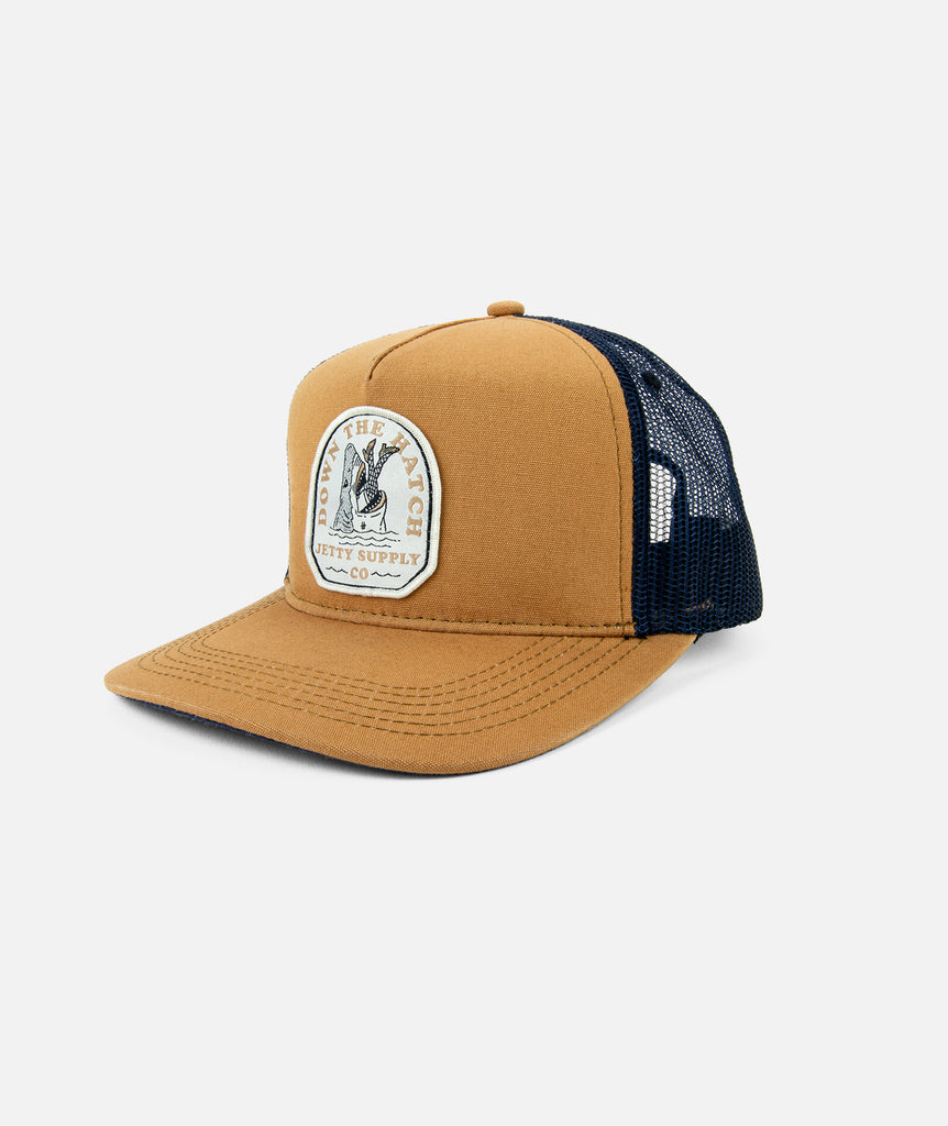 Hatch Trucker - Anejo