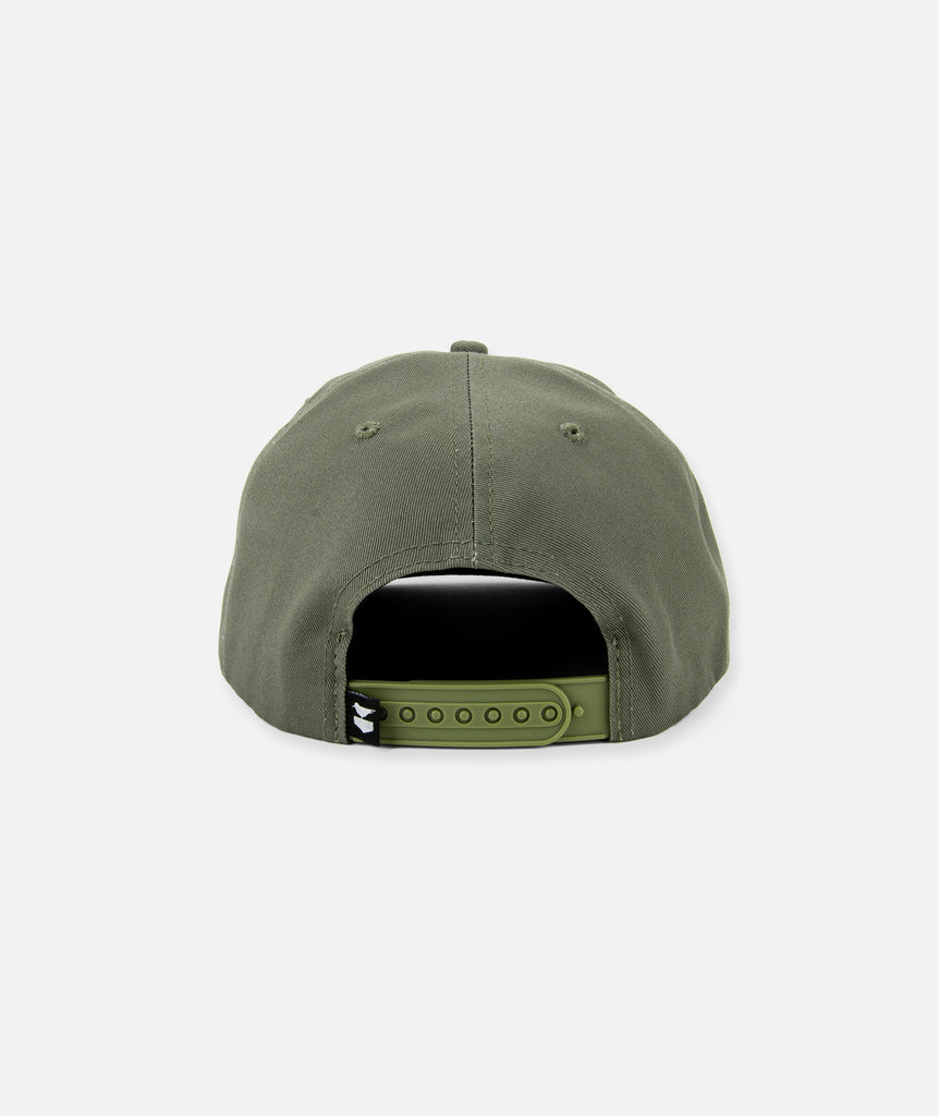 Sol Snapback - Agave