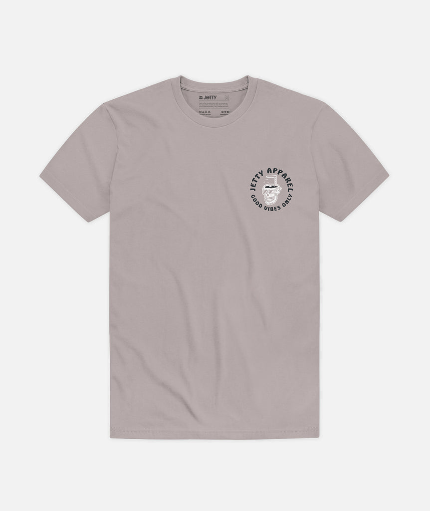 Grom Highdive UV Tee - Heather Grey