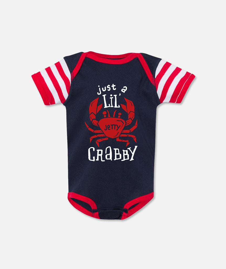 Crabby Jumper - Navy