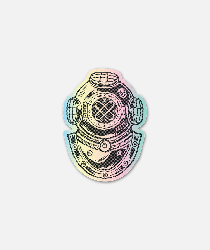 Copperhat Sticker - Holographic