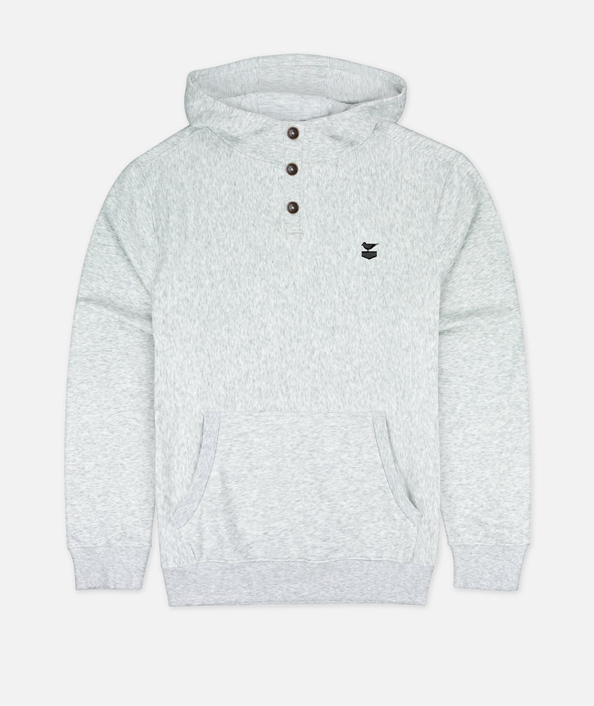 Trawler Hoodie - Athletic Heather