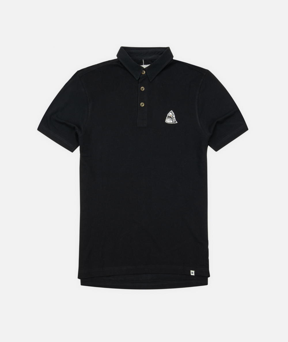 Apex Polo - Black