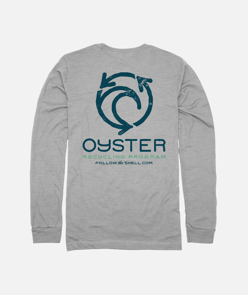 Oyster Recycling LST - Grey