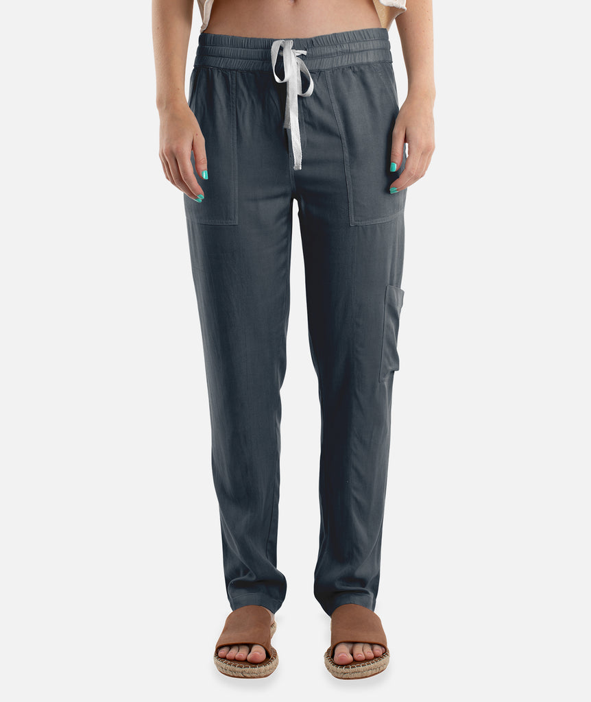 Stillwater Beach Pant - Navy