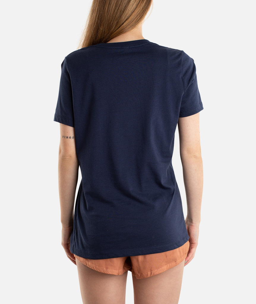 Supply Tee - Navy