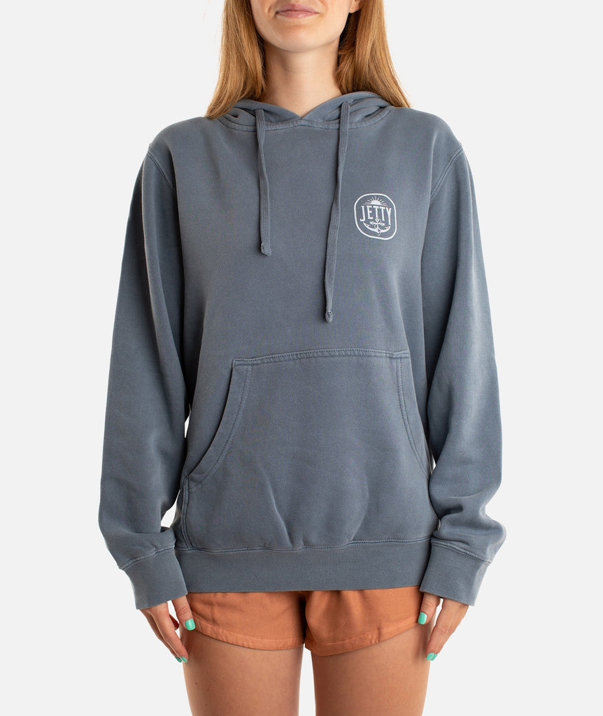 Admiralty Hoodie - Light Blue