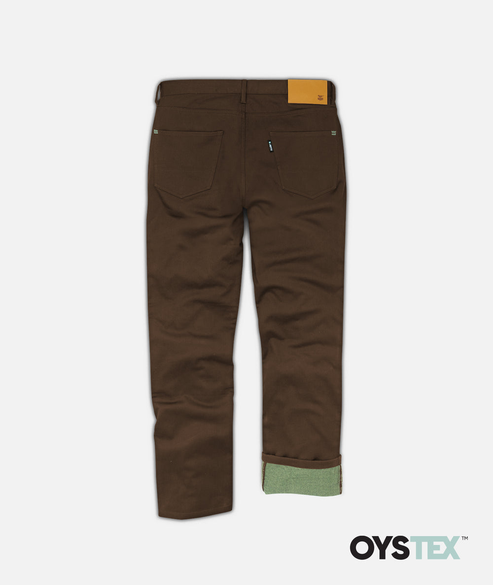 Flanstone Lined Pant - Brown