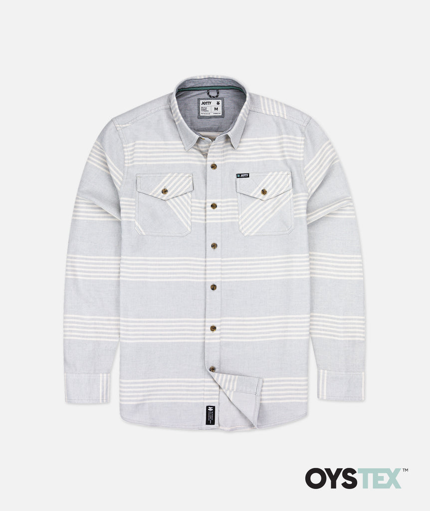 Essex Twill Shirt - Fog